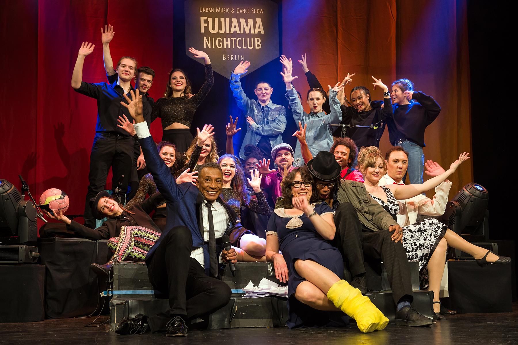Fujiama Nightclub